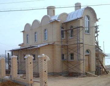 Храм-часовня прп.Сергия Радонежского