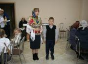Светлана Валерьевна и Сережа Гусевы